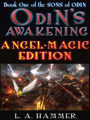 cover image of Book One of the Sons of Odin; Odin's Awakening; Collector's Edition