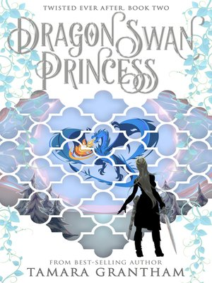 cover image of The Dragon Swan Princess