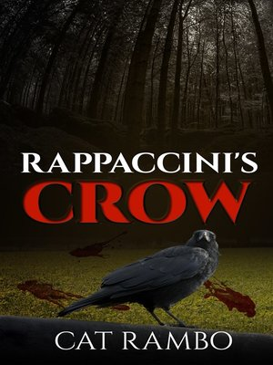 cover image of Rappacini's Crow