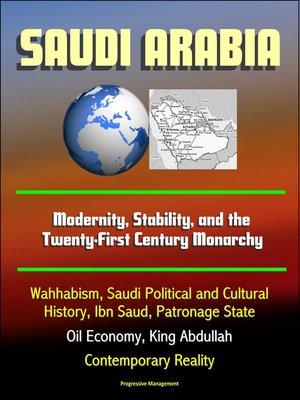 cover image of Saudi Arabia