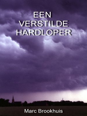 cover image of Een Verstilde Hardloper