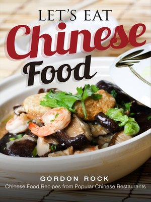 cover image of Let's Eat Chinese Food