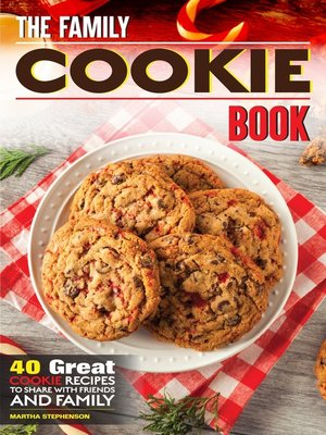 cover image of The Family Cookie Book