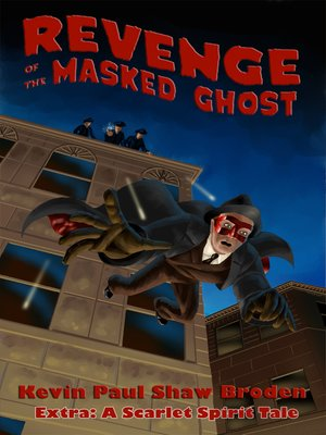 cover image of Revenge of the Masked Ghost