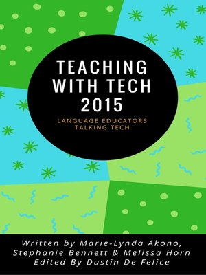 cover image of Teaching with Tech 2015