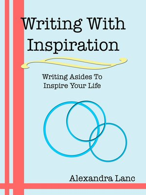 cover image of Writing With Inspiration