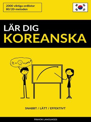 cover image of Lär dig Koreanska