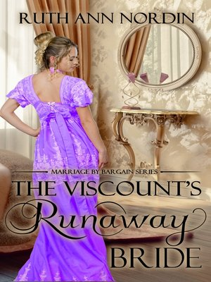 cover image of The Viscount's Runaway Bride