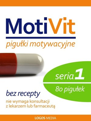 cover image of MotiVit. Pigułki motywacyjne. Seria 1