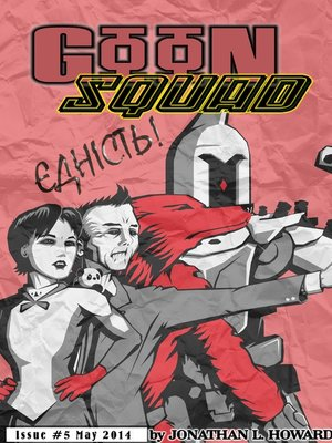 cover image of Goon Squad #5