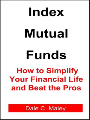 cover image of Index Mutual Funds