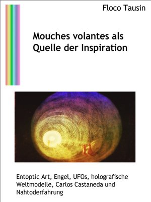 cover image of Mouches volantes als Quelle der Inspiration