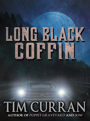 cover image of Long Black Coffin