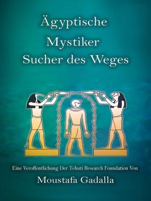 cover image of Ägyptische Mystiker