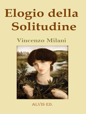 cover image of Elogio della Solitudine