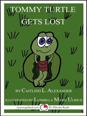 cover image of Tommy Turtle Gets Lost