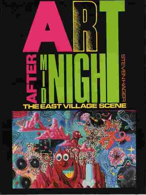 cover image of Art After Midnight