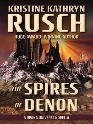 cover image of The Spires of Denon