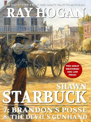 cover image of Shawn Starbuck Double Western 4