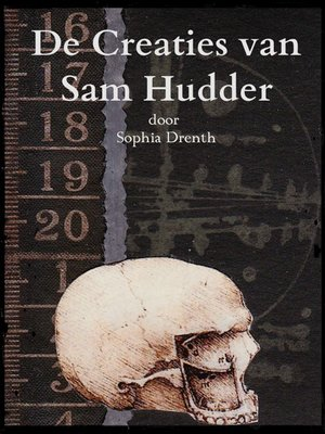 cover image of De Creaties van Sam Hudder