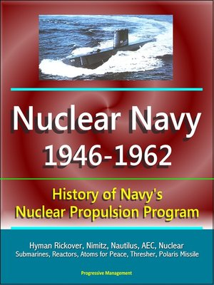 cover image of Nuclear Navy 1946-1962