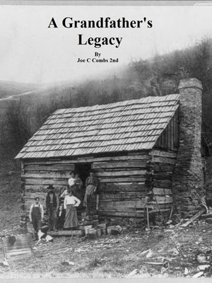 cover image of A Grandfather's Legacy