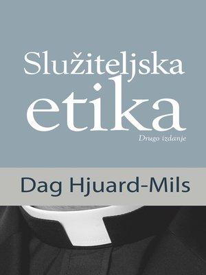 cover image of Služiteljska Etika