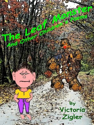 cover image of The Leaf Monster and Other Children's Poems
