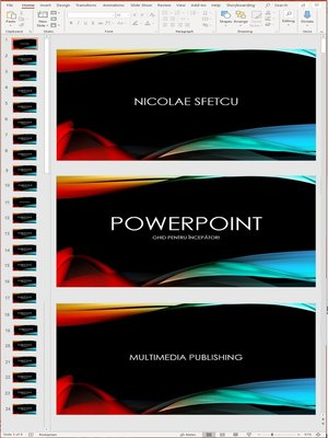 cover image of PowerPoint