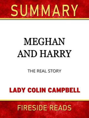 cover image of Summary of Meghan and Harry