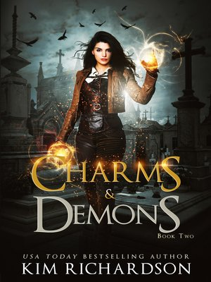 cover image of Charms & Demons