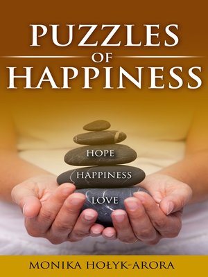 cover image of Puzzles of Happiness