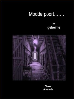 cover image of Modderpoort se geheime