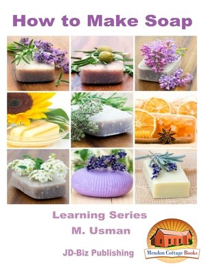 cover image of How to Make Soap