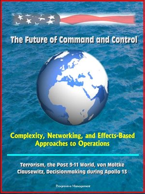 cover image of The Future of Command and Control