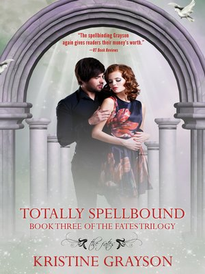 cover image of Totally Spellbound