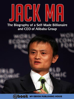 cover image of Jack Ma