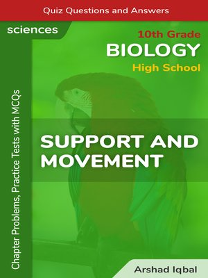 cover image of Support and Movement Multiple Choice Questions and Answers (MCQs)