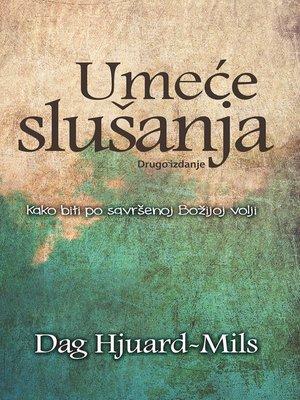 cover image of Umeće Slušanja