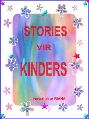 cover image of Stories vir Kinders