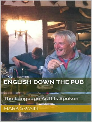 cover image of English Down the Pub
