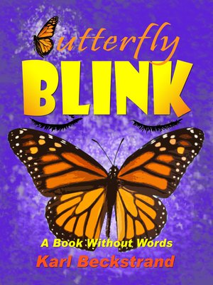 cover image of Butterfly Blink