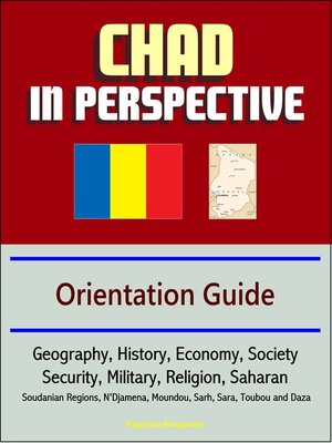 cover image of Chad in Perspective