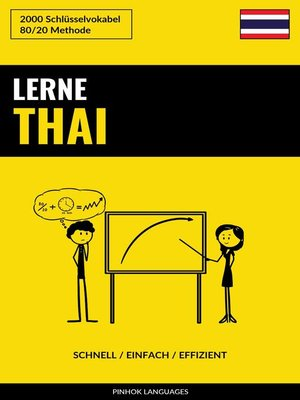 cover image of Lerne Thai