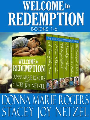 cover image of Series Collection (Books 1-6): Welcome To Redemption, no. 4