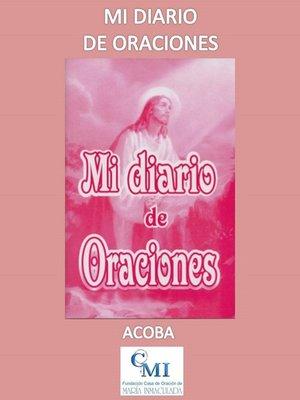 cover image of Mi diario de oraciones