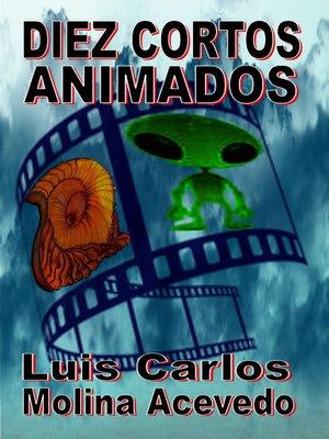 cover image of Diez Cortos Animados