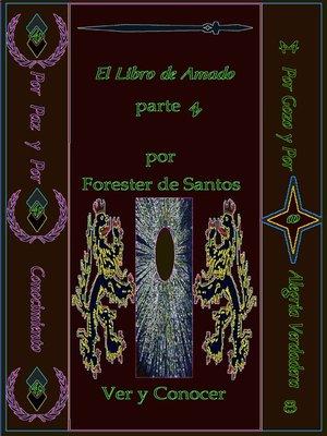 cover image of El Libro de Amado Parte 4