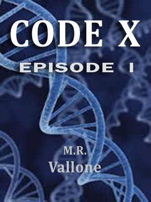 cover image of Code X