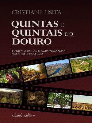 cover image of Quintas e Quintais do Douro